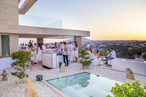 Miralbo Party at Villa El Sueño - International Property Award Celebration