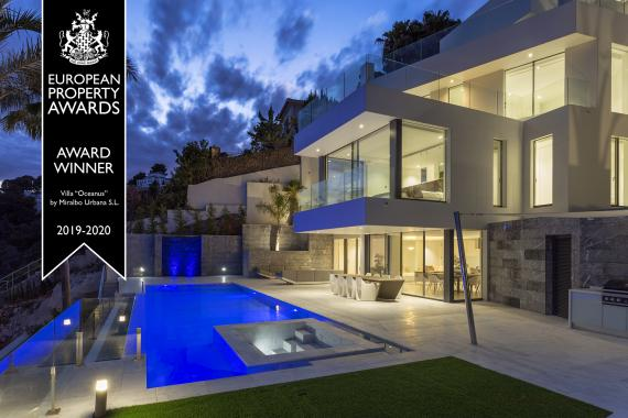ANOTHER PRESTIGIOUS INTERNATIONAL PROPERTY AWARD FOR MIRALBO!