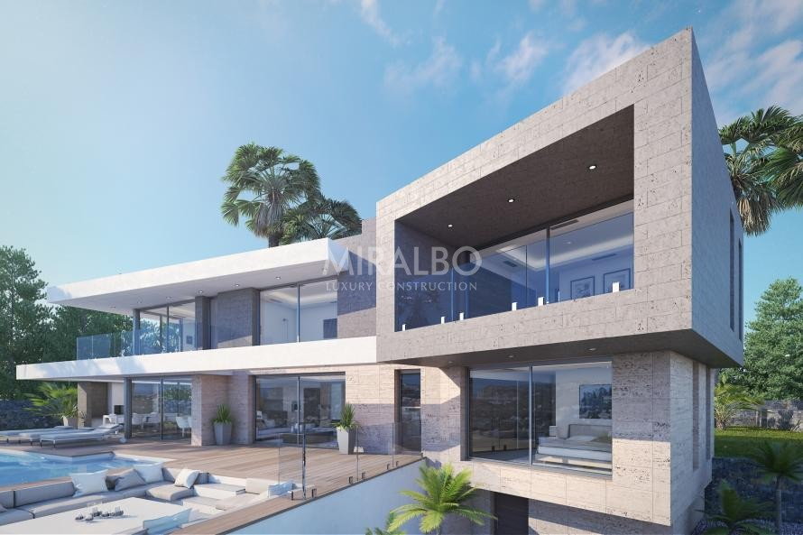 Villa Circe Javea / Costa Blanca North