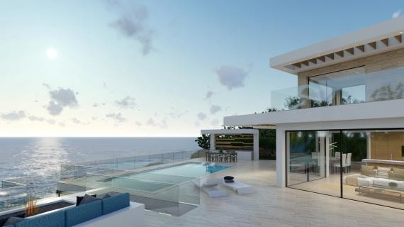 Villa Alia Javea / Costa Blanca North