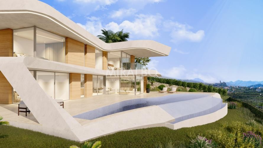 Villa Chronos Javea / Costa Blanca North