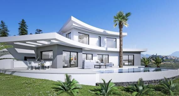 Villa ELEA Javea / Costa Blanca North
