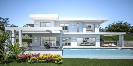 Villa AURORA Denia / Costa Blanca North