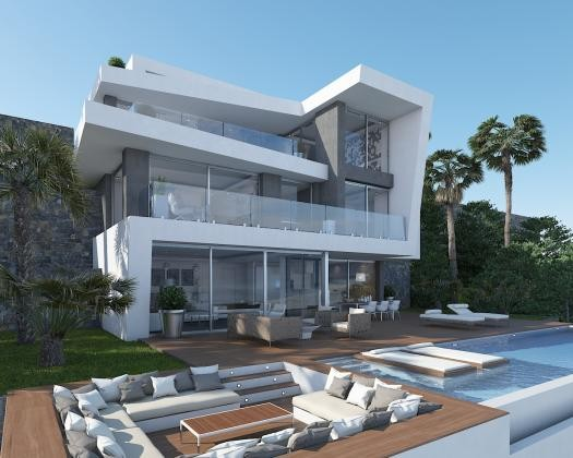 Villa Theia Javea / Costa Blanca North
